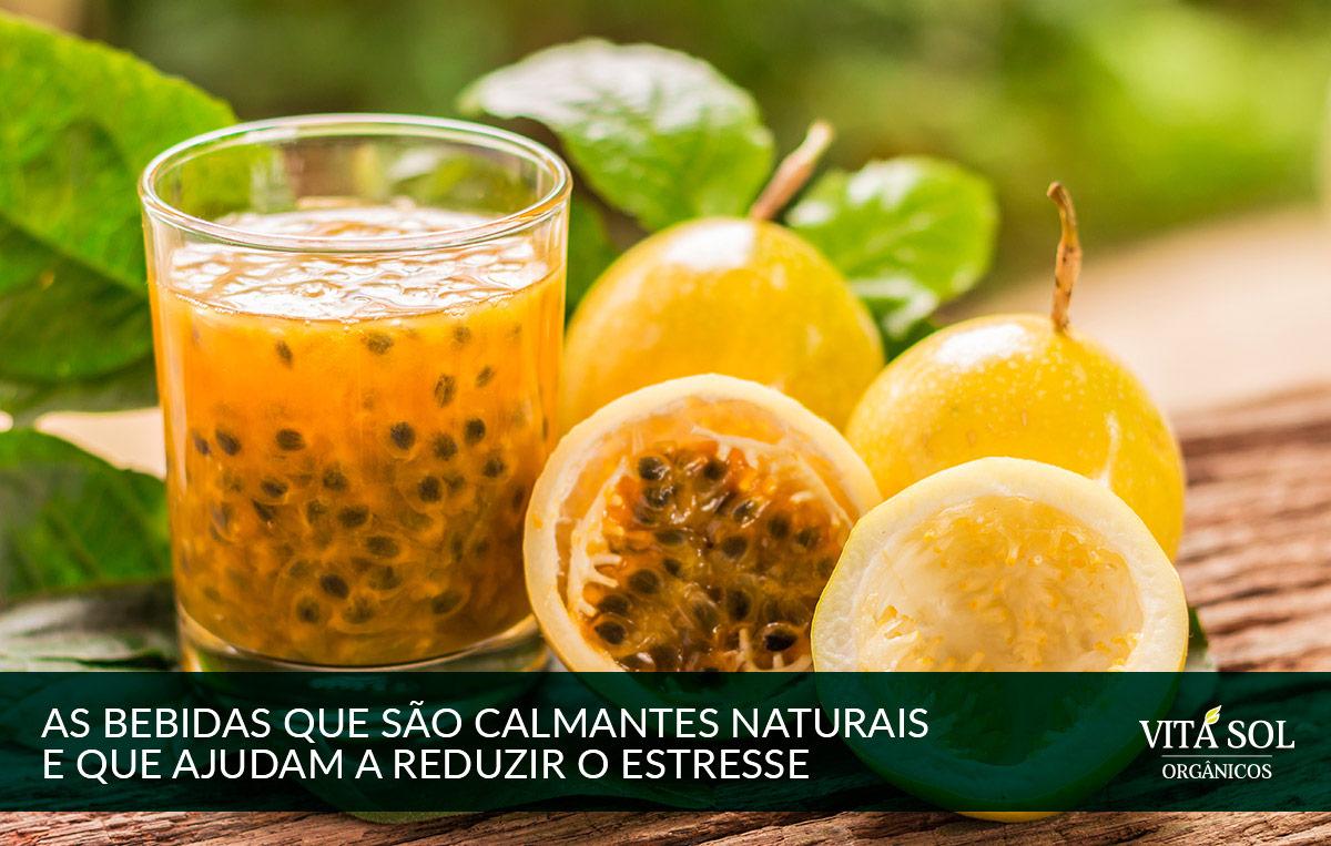 As bebidas que são calmantes naturais e que ajudam a reduzir o estresse